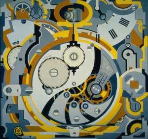 Gerald Murphy - Watch - 1925