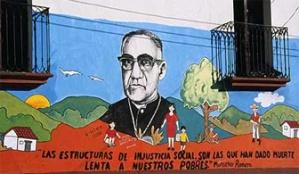 Monsignor Oscar Arnulfo Romero, Il 24 marzo del 1980 Romero viene brutalmente assassinato mentre celebra messa. Non aderì mai alla Teologia della Liberazione, ma ne è considerato un'icona.
