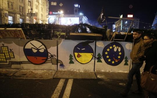 Ucraina - graffiti